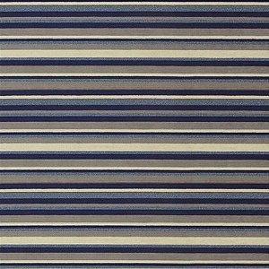 Tapete Sala / Quarto / Metropole Azul 01/73