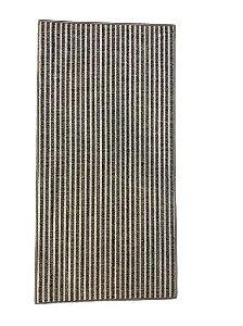 Passadeira Reflex Prata - 1,00 x 0,50cm