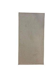 Passadeira Texture Bege - 1,00 x 0,50cm