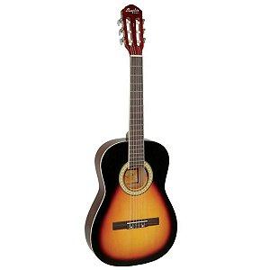 Violão Memphis Infantil AC-34 Sunburst 3/4