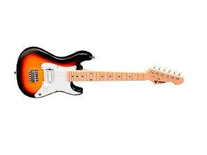 Guitarra PHX Strato Juvenil 3/4  IST-1 Sunburst