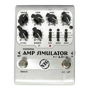 PEDAL NIG AMP SIMULATOR              AS1