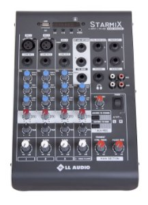 MESA LL STARMIX XMS- 402R      bluetooth