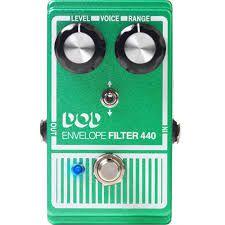 Pedal DOD Envelope Filter 440