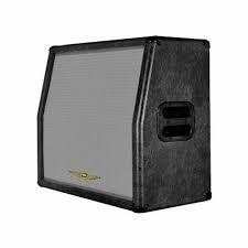 Caixa Acústica Passiva Guitarra Oneal OGS4121 4x12 Angulada 340w