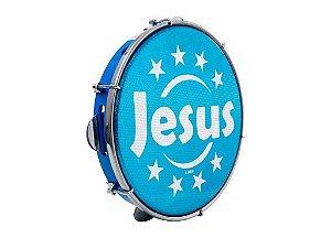 Pandeiro 10'' Luen Jesus