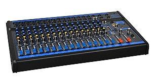 Mesa OMX 16 USB Oneal 16 canais