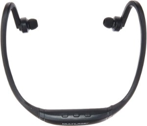 Fone De Ouvido Sport 3 Em 1 Bluetooth/Mp3/Fm Multilaser- PH263