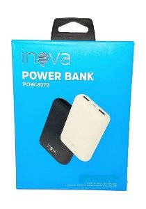 CARREGADOR POWER BANK - INOVA - POW-8379