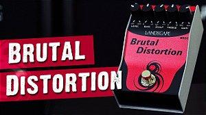 Pedal de Efeito Brutal Distortion BRD-2 - Landscape