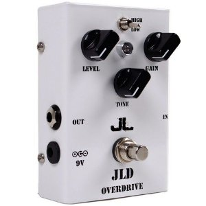 Pedal de Overdrive Para Guitarra - JLD