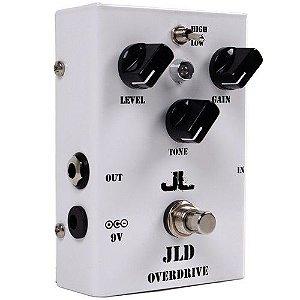 Pedal de Overdrive Para Guitarra - JLD