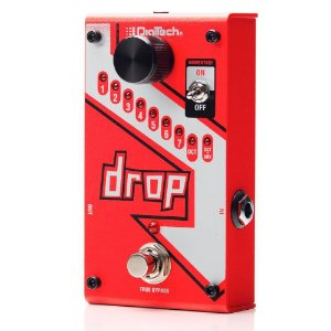 Pedal Digitech The Drop