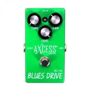 Pedal Giannini Axcess Bd108 Blues Drive