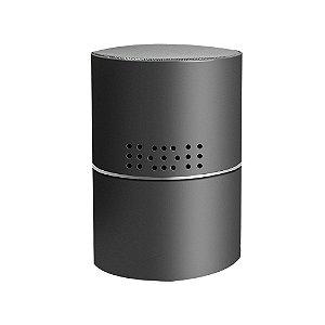 Caixa De Som Com Câmera Escondida  Speaker Bluetooth Cód CAM-6147