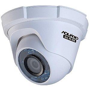 Câmera Dome FULL HD TVI 1080P 2,8mm 20m CD-2820-2P AQUÁRIO