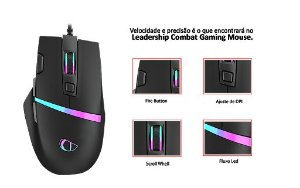 Mouse Gamer Combat - Leadership MOG-0451