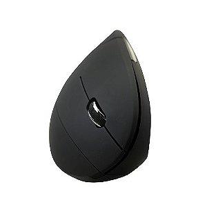 Mouse Wireless Ergonômico Comfort MO-1525 Goldship