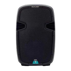 "Caixa De Som Portátil Amplificadora 15"" Bluetooth Multilaser - SP220"