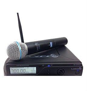Microfone S/ Fio De Mão UHXPRO-01M - UHF Lyco