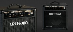 Amplificador Baixo Meteoro Demolidor FWB50 50wrms