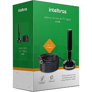 Antena Interna Intelbras  AI-2031Base Magnética 5mts
