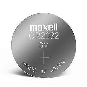 Bateria Maxell CR-2032 3V unidade