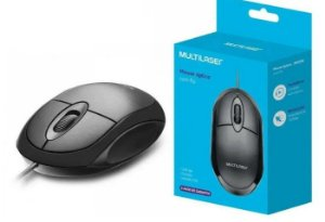 Mouse Multilaser USB  MO300