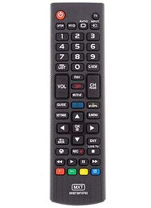 Controle Remoto MXT p/ TV  LG AKB73975702 Smart