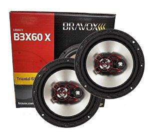 """ALTO FAL BRAVOX B3X60X 6"""" tri par 50wrms"""