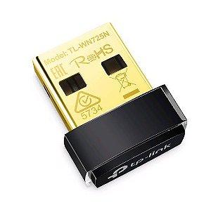 ADAPTADOR USB WIRELESS TP-LINK TL-WN725N