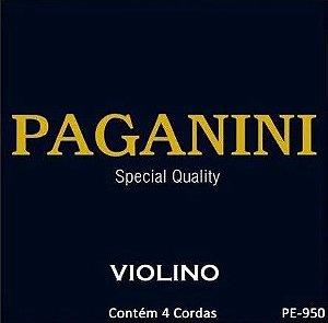 Encordoamento p/  Violino Paganini  PE-950