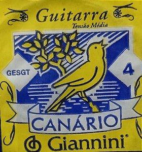 Corda P/ Guitarra Canário 4ª  0,009   GESGT.4