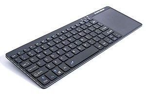 Teclado Goldship Sem Fio com Touch Pad TC-1566