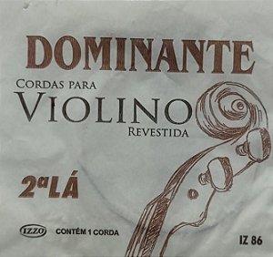 Corda P/Violino Dominante 2ª IZ  86