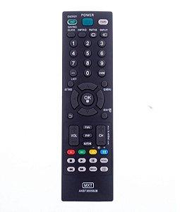 Controle Remoto MXT p/ TV LG AKB73655828