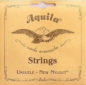 Encordoamento Ukulele Aquila Soprano Nylgut (original Italy)
