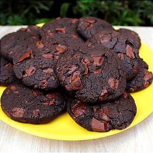 Cookies de chocolate vegano - 4 unidades