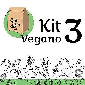 * Kit Semanal Vegano 3
