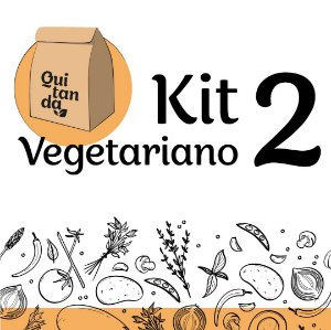 * Kit Semanal Vegetariano 2