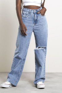 Calça Jeans Baw Lerrux