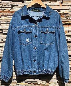 Jaqueta Jeans Brow Gringa