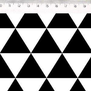 Triângulos Preto e Branco (30643C01)