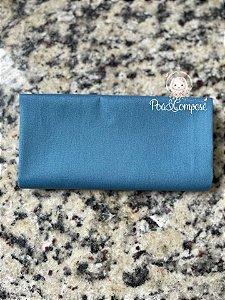 Tecido Liso Azul Mar (Cor 5035)