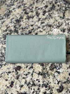 Tecido Liso Verde Quartzo (8101)