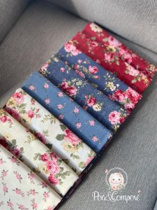 Kit Floral Exuberance 50x75 (frete grátis)