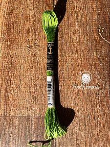 Meada Anchor Verde cor 256