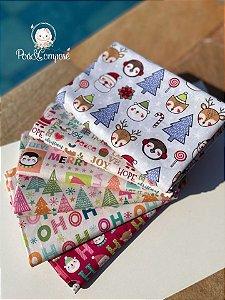 Kit Natal Candy Christmas 50x75 (frete grátis)