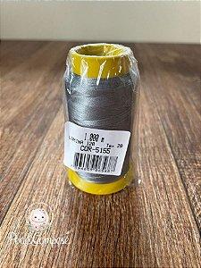 Linha de Bordar Lumina Cinza cor 5155