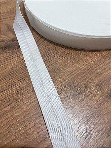 Viés Boneon 25 mm cor Branco (METRO)